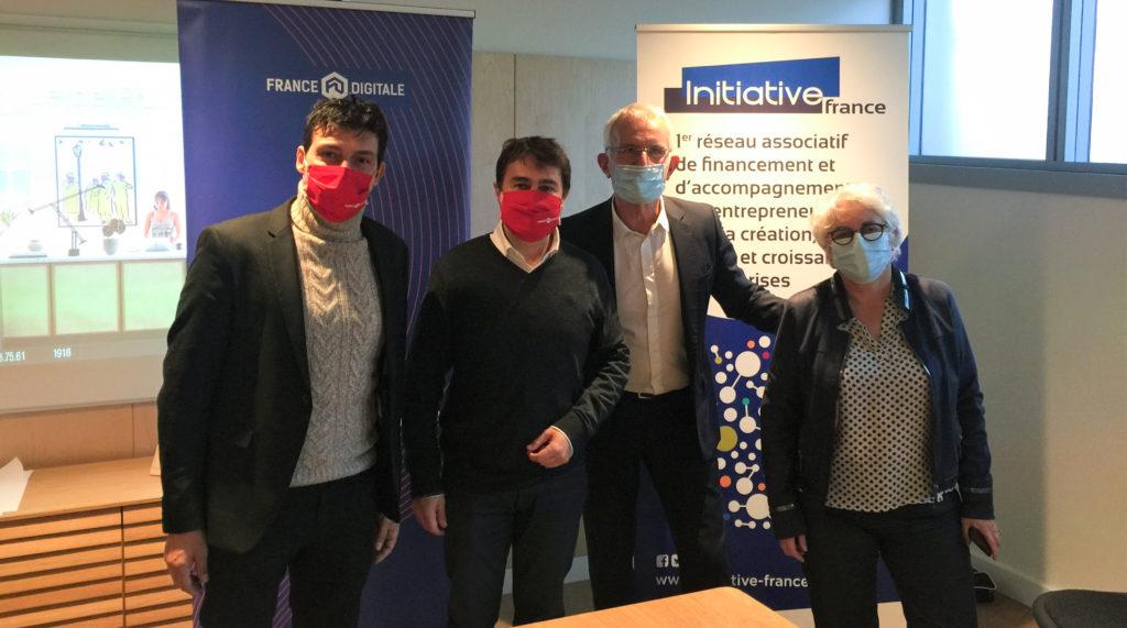 Initiative France et France digitale
