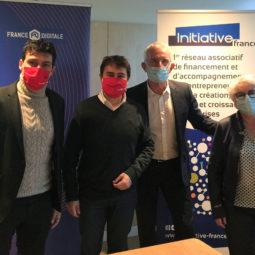 illustration - Un nouveau soutien pour les entrepreneurs du numérique