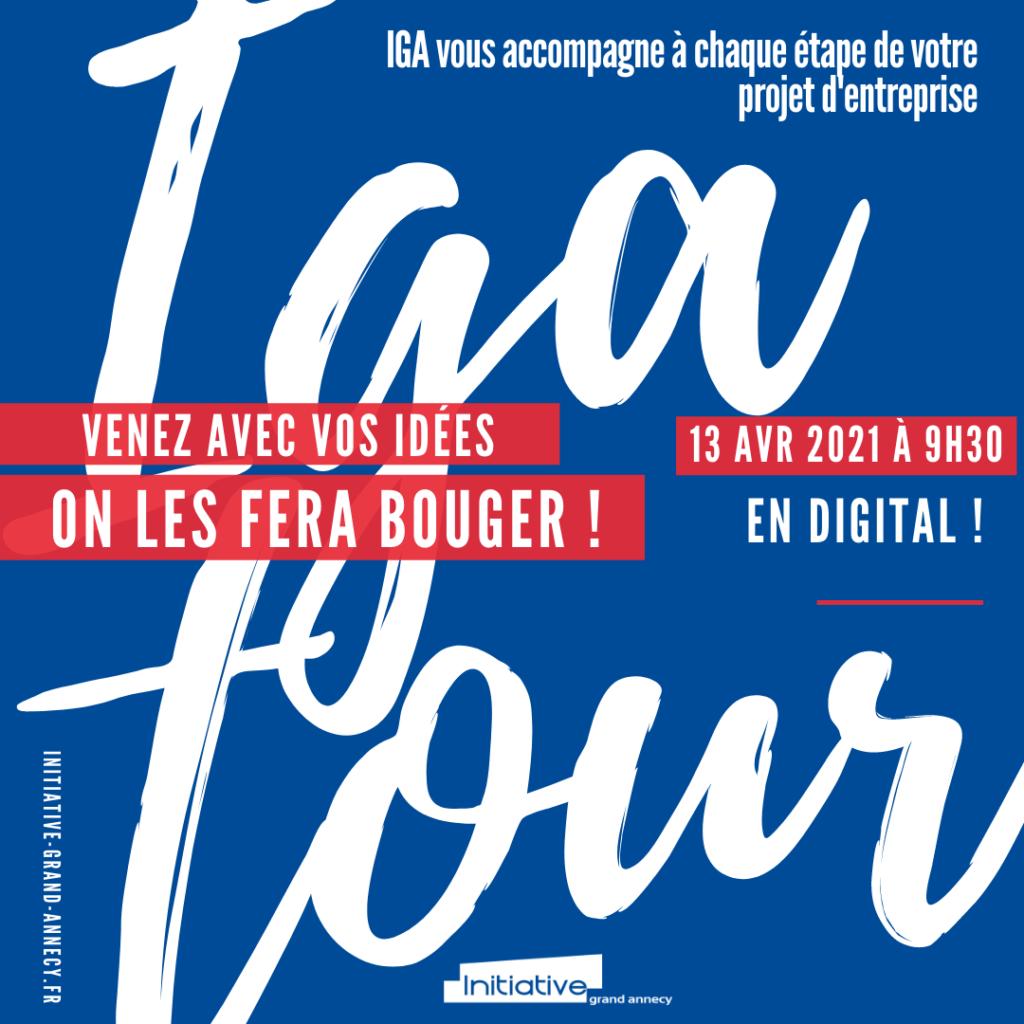 IGA-TOUR AVRIL