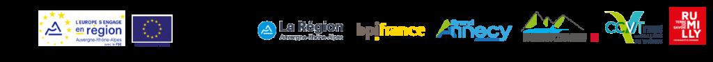 Logo partenaires 2021