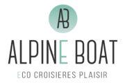 Alpine Boat logo