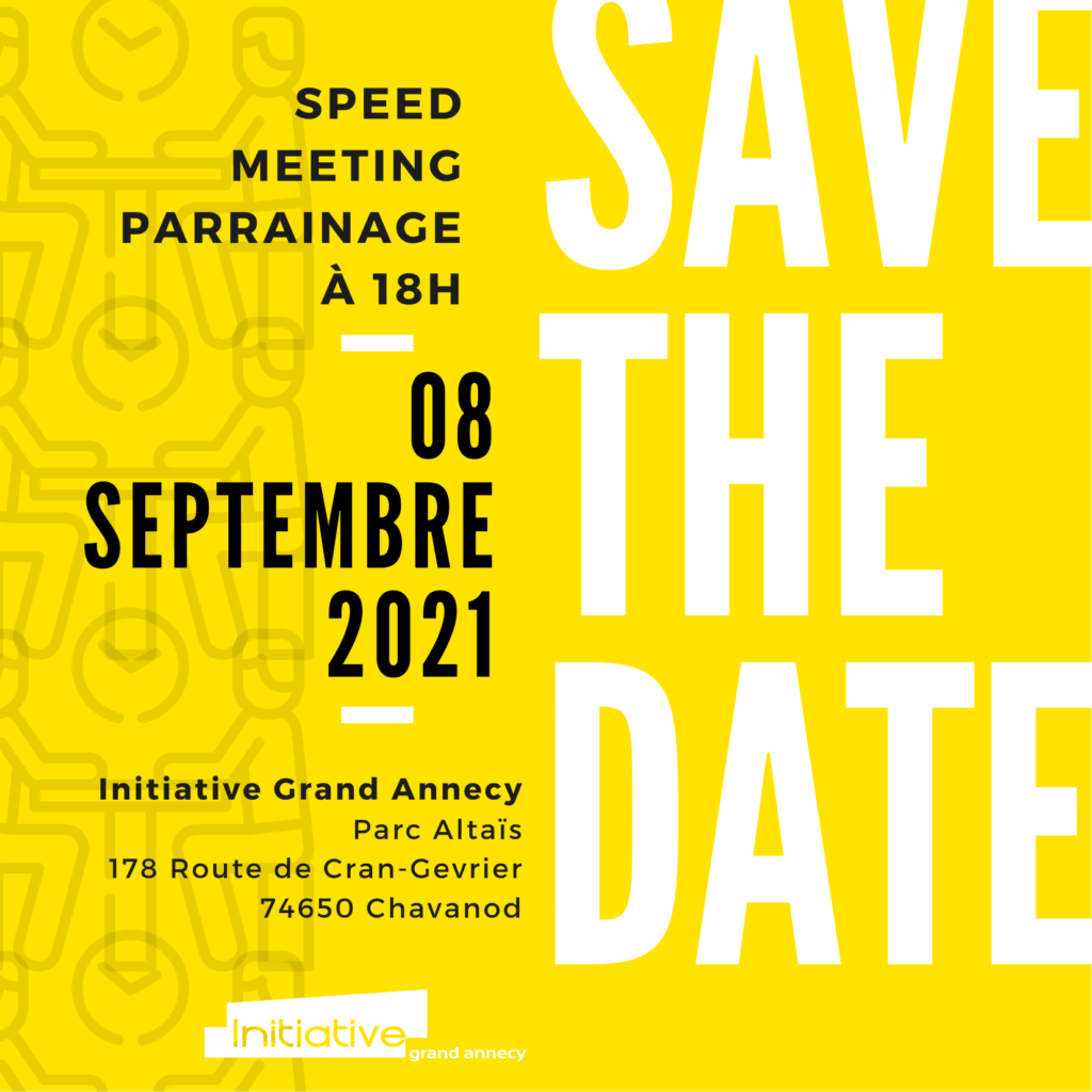 SAVE the date Speed du 08_09