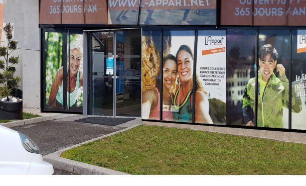 L'APPART FITNESS - Initiative Grand Annecy
